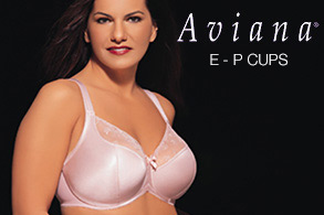 Aviana Plus Size Large Cup Bras