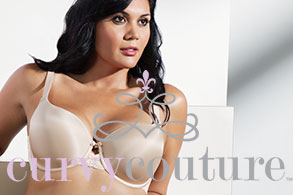 Curvy Couture Full Figure Bras