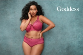 Goddess Plus Size Bras and Lingerie