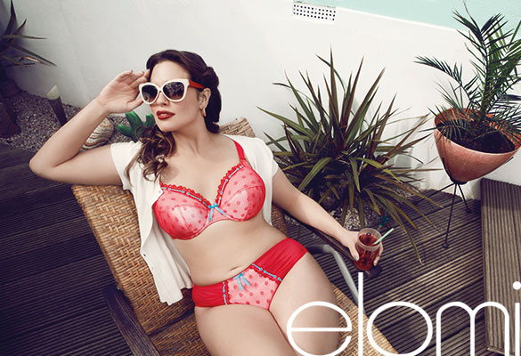 Elomi - The Plus Size Bra Brand for Women