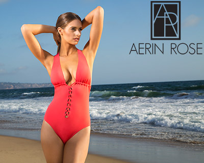 Aerin Rose One Piece Bathingsuits