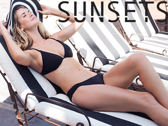 Sunsets Swimwear