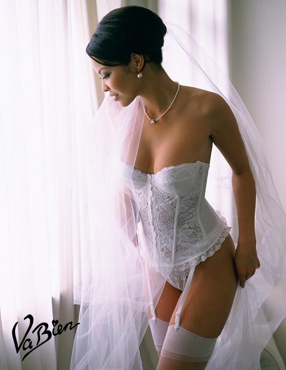 Bridal Bras and Corsets May Work Well for Low Back Dresses