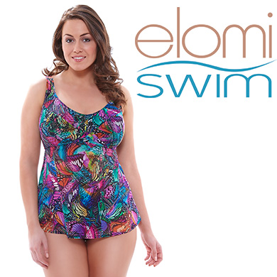 Swimming suit for chubby girls