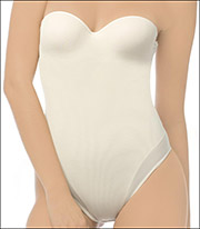 Annette Convertible Strapless Bodysuit PC10543