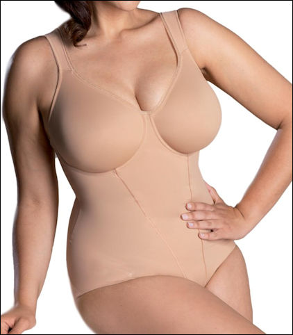 Anita Rosa Faia Twin Firm Maximum Support Underwire Body Briefer 3494