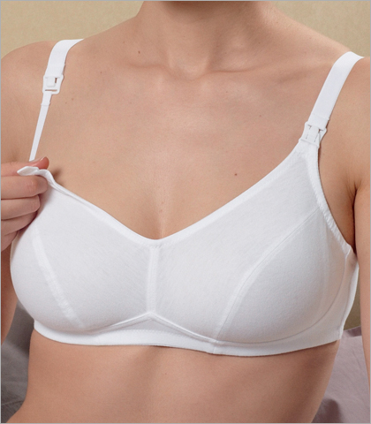Anita Maternity Organic Cotton Nursing Bra 5014
