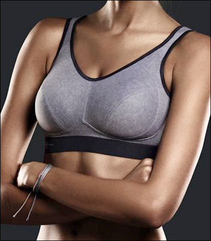 Anita Active Maximum Support Extreme Control Sports Bra Style 5527-HGR