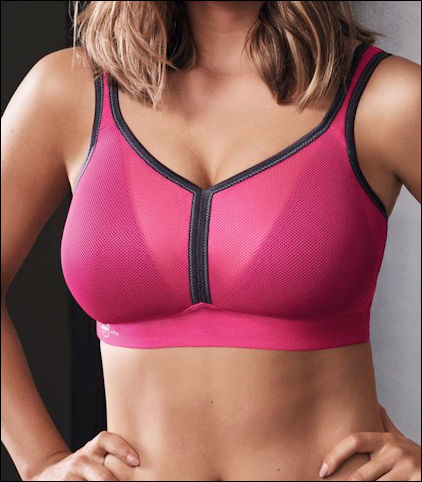 Anita Active Maximum Support Air Control Sports Bra Style 5544-PKA