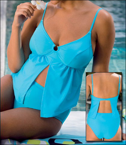 Anita Maternity Parry Two Piece Swimsuit 9629