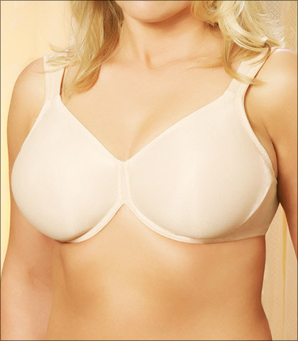 Aviana Plus Size Seamless Minimizer Underwire Bra 2460