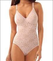 Bali Lace N Smooth Body Briefer Style 8L10 plus size,  plus size fashion plus size appare