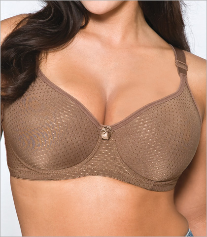 Carnival Full Figure Casuals Seamless Full Figure Bra 503