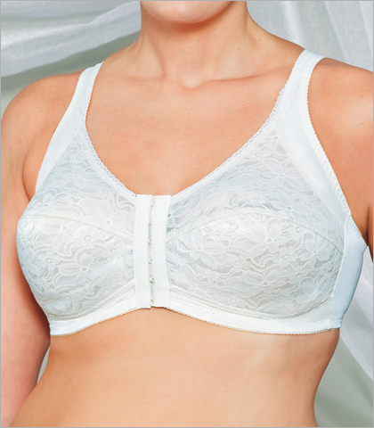 Carnival Specialty Bras Front Closure Posture Support Bra 645