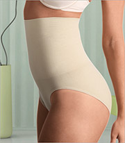 Carnival Seamless Shapewear High Waist Brief Shaper 802
