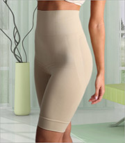 Carnival Seamless Shapewear High Waist Long Leg Shaper 804