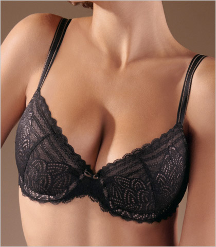 Chantelle Merci Push Up Bra Style 1742