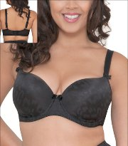 Curvy Kate Smoothie Bra Underwire Molded Seamless Convertible Style CK2401 CVK-CK2401