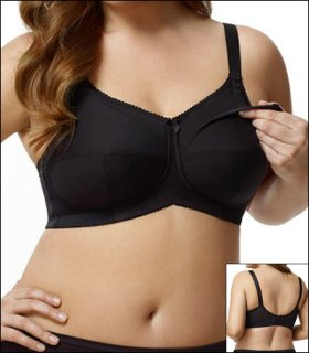 The I, J, K Cup Bras for Larger Busts or Plus Sizes