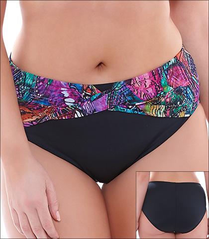 Elomi Kaleidoscope Swimwear Bottom Brief Style 7430