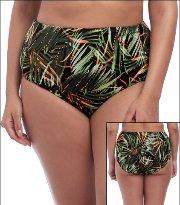 Elomi Amazonia Swimwear Bottom Classic Brief Style ES7165-KHI