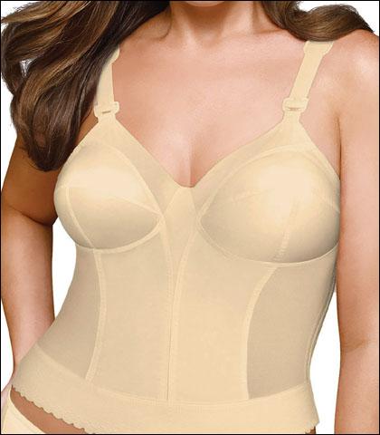 1d724a5e3fb Exquisite Form Fully Women s Longline Posture Bra Style 7532-BGE