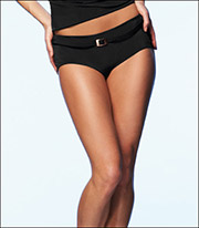 Fantasie Seattle Swimsuit Short with Belt 5011