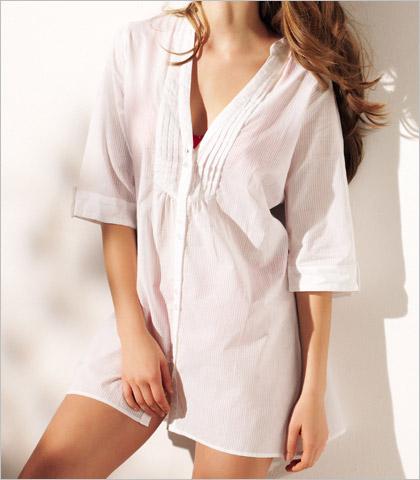 Fantasie Lyon Coverup Shirt Swimwear Style 5028
