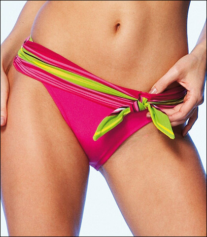 Fantasie Santa Cruz Classic Swimsuit Brief With Overlay 5063