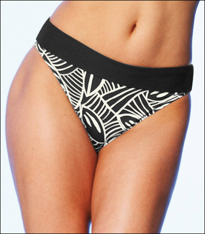 Fantasie Zanzibar Fold Swimsuit Brief 5080