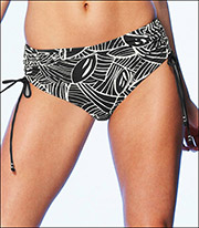Fantasie Zanzibar Swimsuit Short Adjustable Leg 5081