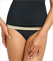 Classic Fold Swim Brief 5813