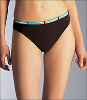 Fantasie of England Hespera Deep Brief with Rouleau Belt Swimsuit 8352