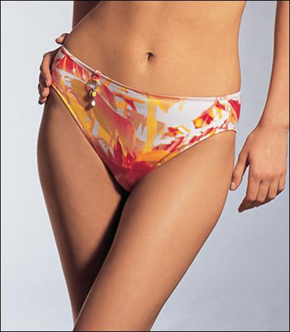 Fantasie of England Thalia Ruby Deep Brief Bikini 8537