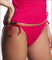 Freya Cabaret Swimsuit Tie Side Brief 3081