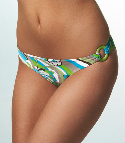 Freya Disco Lemonade Rio Swimsuit Brief 9822