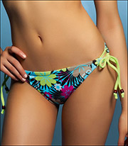 Freya Moonflower Swimsuit Tie Side Brief 9917