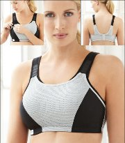 Glamorise Adjustable Motion Control Sport Bra