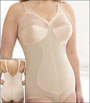 Glamorise Super Support Body Briefer 6201