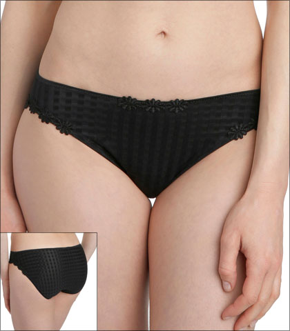 Marie Jo Avero Underwear Brief Rio Embroidered Style 0500413