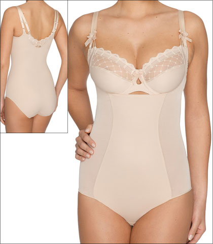 Prima Donna Twist A La Folie Shapewear Body Smoother Embroidered Style  0441120-CAL c11861ec4beca
