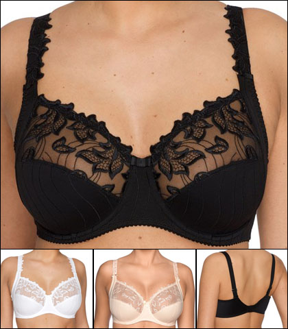 Prima Donna Deauville Collection Underwire Bra 0161810
