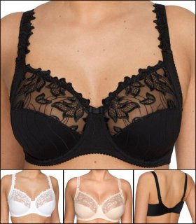Prima Donna Deauville Collection Full Figure Underwire Bra 0161811