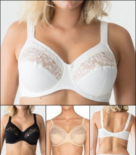 Prima Donna Deauville Collection Full Figure Underwire Bra 0161817