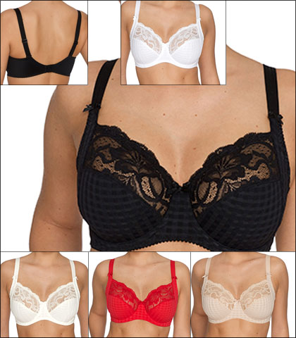 Prima Donna Madison Underwire Bra 0162120