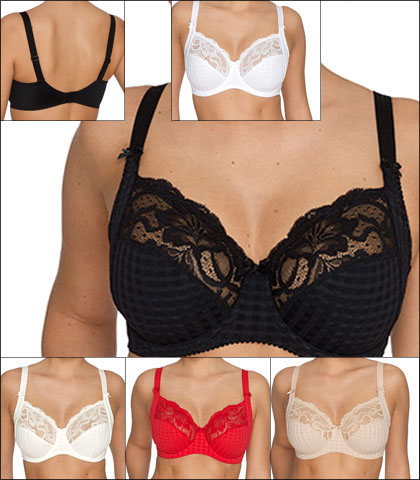 Prima Donna Madison Underwire Bra 0162121