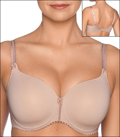 6aa47c66fb012 Prima Donna Divine Bra Underwire Full Cup Padded Seamless Style 0262651-PAT