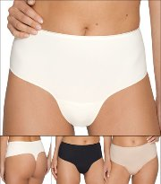 Prima Donna Perle Smoothing Thong 0662340