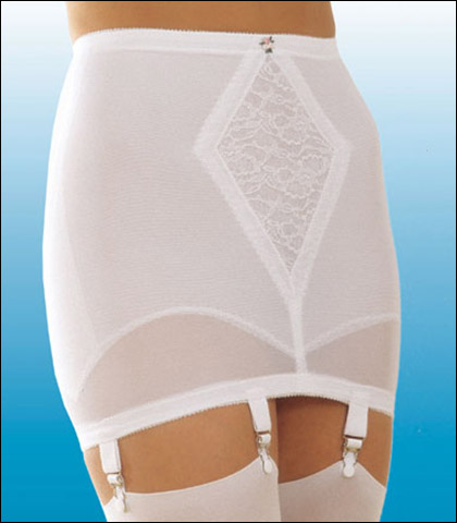 Rago Rago Open Bottom Girdle 1365