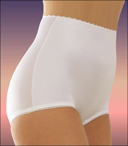 Rago Shappette Plus Brief Panty 511